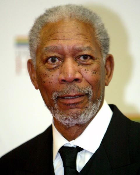 Morgan Freeman, Red